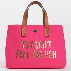 Kate Spade You Can't Fake Fashion