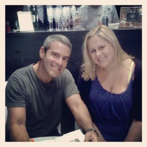 andy cohen and kimberly